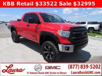 1-Owner New Vehicle Trade! SR5 5.7 V8 Double Cab 4x4.