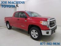 4WD. Short Bed! Extended Cab! 2014 Toyota Tundra SR5