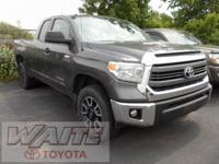 2014 Toyota Tundra TRD Off-Road Magnetic Gray Metallic