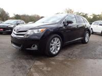 CARFAX One-Owner. Clean CARFAX. Certified. Black 2014