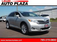 Options:  2014 Toyota Venza Le|Awd Le 4Cyl 4Dr