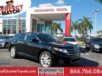 Boasts 26 Highway MPG and 20 City MPG! This Toyota