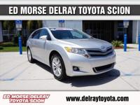 This 2014 Toyota Venza XLE is proudly offered by Ed
