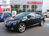 2014 Toyota Venza Limited *****Gray Limited AWD Clean