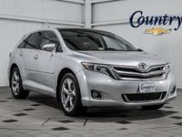 Venza... Limited... AWD... 3.5 V6... 6-Speed