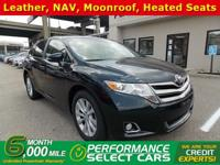 *This Venza is in terrific condition, loaded with great