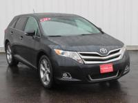 Options:  2014 Toyota Venza Xle|Gray|Accident Free