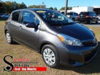This 2014 Toyota Yaris L is proudly offered by Chuck