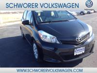 Check out this gently-used 2014 Toyota Yaris we