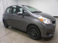 2014 Toyota Yaris Gray LE 4-Speed Automatic with