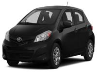 Options:  2014 Toyota Yaris Le|This 2014 Toyota Yaris