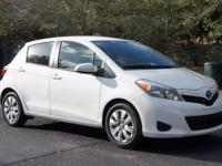 You're looking at a 2014 Toyota Yaris L in Car