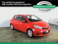 Toyota Yaris Compact vehicle motorists, you have to