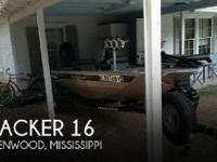 2014 Tracker 16 - Stock #087474 -