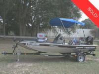 This vessel was SOLD on December 2. This Tracker Pro