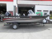 2014 Tracker Targa 18 WT, INCLUDES FREIGHT, PREP, AND