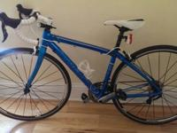 Selling a Trek Lexa SLX road bike. SLX is the luxury of