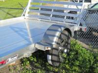 Utility Trailers Utility Trailers 89 PSN . the A-frame