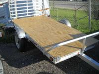 2014 Triton Trailers XTV Includes Ramp and Rail ON SALE