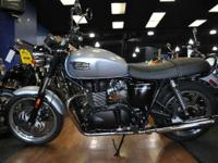 Make: Triumph Year: 2014 Condition: New FAMOUS! The
