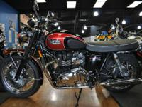 2014 Triumph Bonneville T100 60'S STYLE! We took the