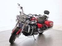 Wow check out this beast! This is the Triumph Rocket