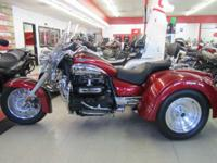 2014 Triumph Rocket III Touring ABS New 2014 Triumph