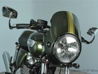(415) 639-9435 ext.1091 The Thruxton is derived from
