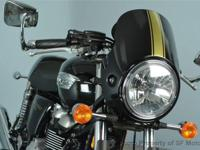 (415) 639-9435 ext.680 The Thruxton is derived from the
