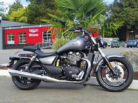 The Thunderbird Storm features a 1 700 cc engine and