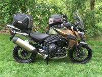 Well Maintained 2014 Triumph Tiger Explorer XC. Lots of