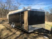 CUSTOM BUILD ONE OF A KIND HEAVY DUTY 2014 TRAILER IN