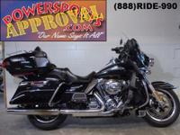 2014 Used Harley Davidson Electra Glide Ultra Classic