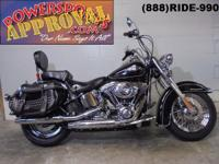 2014 Used Harley Davidson Heritage Softail Classic for