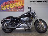 2014 Used Harley Davidson Sportster 1200c for sale only
