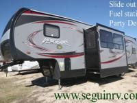 2014 Vengeance Toy Hauler Super Sport 312A    Mileage: