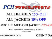 2014 Vespa LX 50 4V Helmet/Jacket 20 % Off All Helmets