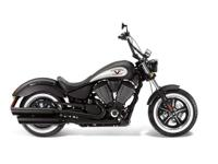 2014 Victory High Ball - Suede Black with Graphics RIDE