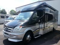 2014 Villagio 24RBS by Renegade with the Mercedes Benz