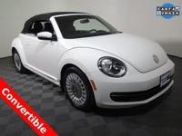 2014 Volkswagen Beetle 1.8T Convertible with a 1.8L