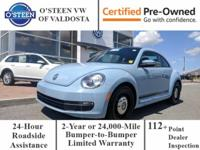This outstanding example of a 2014 Volkswagen Beetle