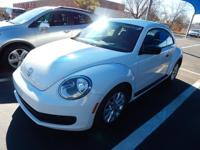 We are excited to offer this 2014 Volkswagen Beetle