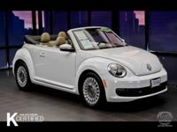 Beetle 1.8T, 2D Convertible, 1.8L I4 DGI Turbocharged