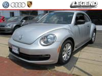 2014 Volkswagen Beetle 2.5L Reflex Silver Metallic 2.5L