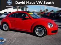 Red Hot! The David Maus Volkswagen Advantage! Family