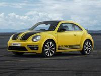 2014 Volkswagen Beetle 2.0T GSR Yellow 2.0L TSI 210 hp