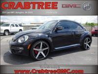 Options:  2014 Volkswagen Beetle R-Line|R-Line 2Dr