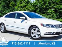 2014 Volkswagen CC 2.0T R-Line FWD 6-Speed Automatic