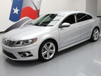 2014 Volkswagen CC with 2.0L Turbocharged I4