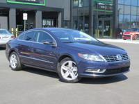 2014 VW CC LOADED PREMIUM TOUCH SCREEN NAVIGATION!!
